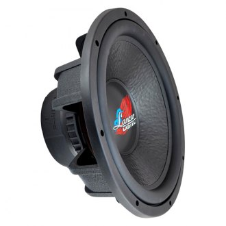 "Lanzar® - 15"" Distinct Series Die Cast 2000W DVC Subwoofer"
