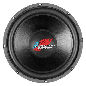 "Lanzar® - 10"" Distinct Series 240W 4 Ohm SVC Subwoofer"