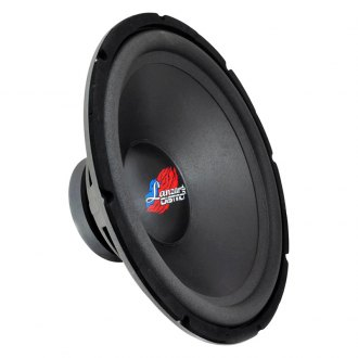 "Lanzar® - 10"" Distinct Series High Power IB Open Free-Air 4 Ohm 240W Subwoofer DVC"