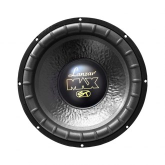 "Lanzar® - 12"" Max Series 1000W 4 Ohm SVC Subwoofer"