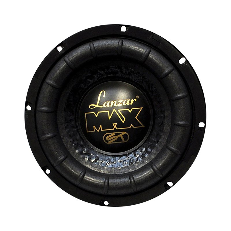 "Lanzar® MAX8 - 8"" Max Series 600W 4-ohm SVC Subwoofer"