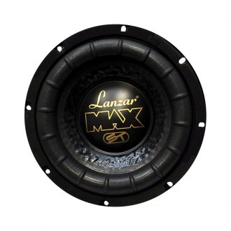"Lanzar® - 8"" Max Series 600W 4 Ohm SVC Subwoofer"