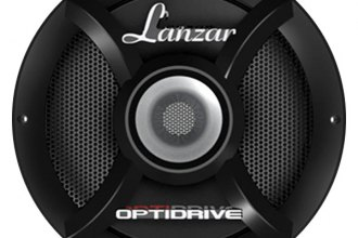 "Lanzar® - 10"" Opti-Drive Pro High Power Mid-Bass 4 Ohm 2000W Subwoofer"