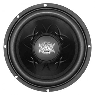 "Lanzar® - 6-1/2"" Vibe Series 600W 4 Ohm SVC Subwoofer"