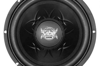 "Lanzar® - 6-1/2"" Vibe Series 600W SVC Subwoofer"