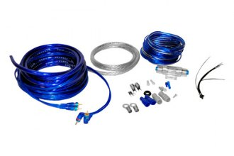 Lanzar® - Contaq Amplifier Wiring Kit
