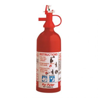 LaVanture® - 100D 1 1/2 Lb. 2 Bc Fire Extinguisher