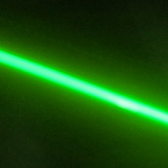 "Lazer Star® - 12"" BilletLED™ Green Black LED Strip"