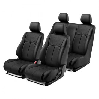 Leathercraft® - Front and Rear Leather Seat Covers