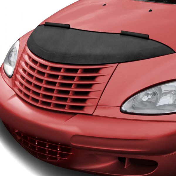 Image may not reflect your exact vehicle! LeBra® - Custom Hood Protector
