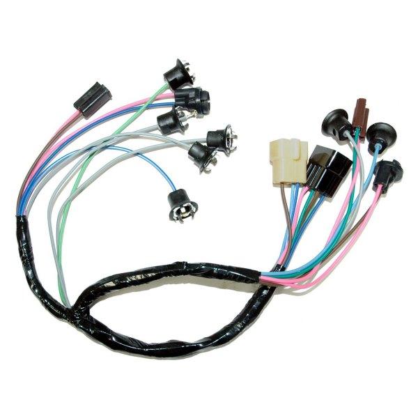 Chevy Suburban Wire Harnes - Wiring Diagram