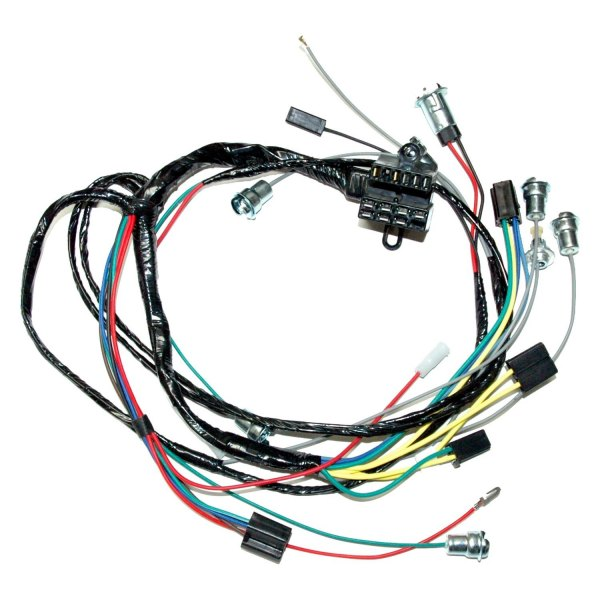 [DIAGRAM_09CH]  Lectric Limited® - Cadillac Deville 1959 Dash Instrument Cluster Wiring  Harness | Deville Wiring Harness |  | CARiD.com