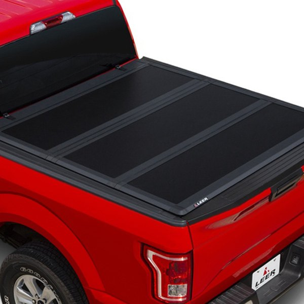 Leer Ford F 150 2018 Hf350m Hard Tri Fold Tonneau Cover