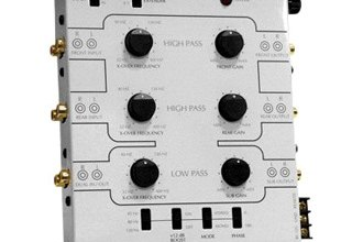 Legacy® - 3-Way 6-Channel Crossover