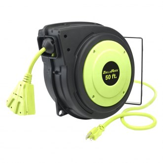 Legacy® - ZillaReel™ 50' Electrical Cord Reel 14-3AWG with Triple Tap