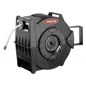 "Legacy® - Levelwind™ Retractable Cold Water Hose Reel with 5/8"" I.D. x 50' Hose"