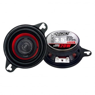 "Legacy® - 3-1/2"" 2-Way 120W Coaxial Speakers"
