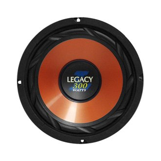 "Legacy® - 8"" L Series 300W 4 Ohm SVC Subwoofer"
