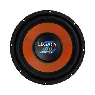 "Legacy® - 10"" L Series 600W 4 Ohm SVC Subwoofer"