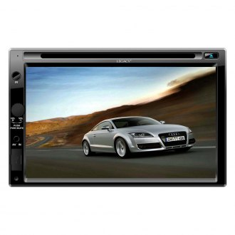 "Legacy® - Double DIN CD/USB/AM/FM Receiver with 7"" Touchscreen Monitor"