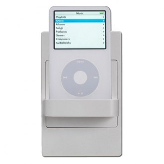 Legrand® - Wall Mount Dock for iPod System