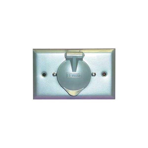Leviton® 4937 - Motor Base Male