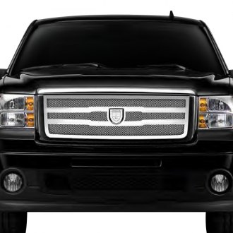 Lexani® - Zurich Style Chrome Mesh Grille Kit