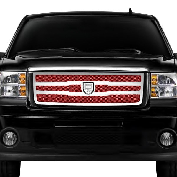 Lexani Grilles® - Zurich Style Custom Painted Mesh Grille Kit