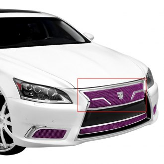 Lexani® - 1-Pc Venice Style Custom Painted Mesh Main Grille
