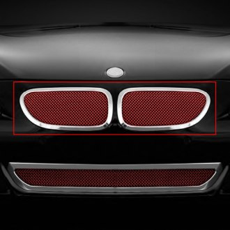 Lexani® - 1-Pc Classic Style Custom Painted Mesh Main Grille