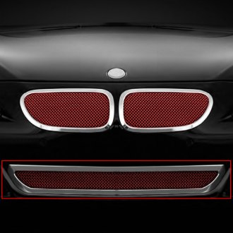 Lexani® - 1-Pc Classic Style Custom Painted Mesh Bumper Grille
