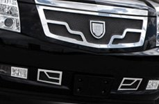 Lexani® - Grille On Cadillac Escalade ESV