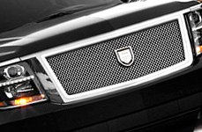 Lexani® - Grille On Chevy Suburban 2015