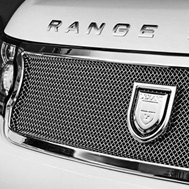 Lexani® - Chrome Luxury Grille Range Rover
