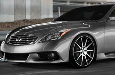 Lexani Tires on Infiniti G37