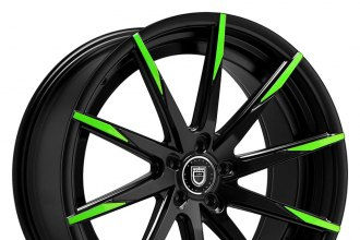 "LEXANI® - CSS-15 Custom Painted (20"" x 8.5"", +15 to +45 Offsets, 5x105-130 Bolt Patterns, 74.1-110mm Hubs)"