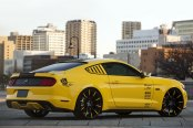 LEXANI® - CSS-15 Custom Painted on Ford Mustang