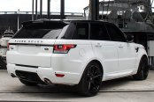 LEXANI® - CSS-15 Custom Painted on Land Rover Range Rover