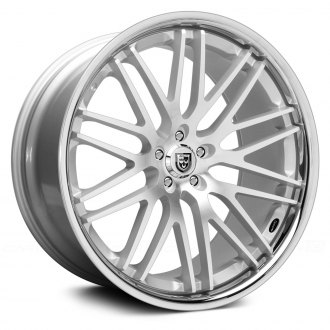 LEXANI® - CVX-44 Machined Silver with SS Lip