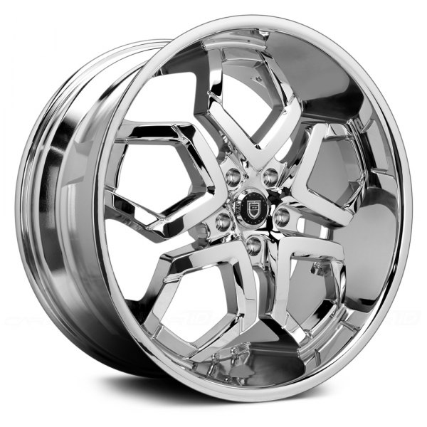 LEXANI® - HYDRA Chrome with Exposed Lugs