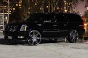 LEXANI® - JOHNSON II Chrome on Cadillac Escalade