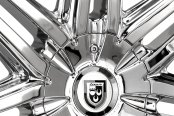 LEXANI® - JOHNSON II Chrome Close-Up