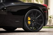 LEXANI FORGED® - 101 ZLT Forging Custom Painted on Ferrari 458 Spider