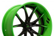 LEXANI FORGED® - 102 Deep Concave Forging Custom Painted