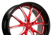LEXANI FORGED® - 102 Standard Forging Custom Painted