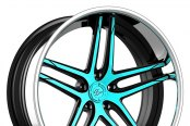 LEXANI FORGED® - 105 Deep Concave Forging Custom Painted