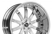 LEXANI FORGED® - 709 Standard Forging Chrome