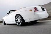 LEXANI FORGED® - 709 ZLT Forging Custom Painted on Rolls Royce Phantom