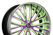LEXANI FORGED® - 713 Standard Forging Custom Painted