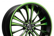 LEXANI FORGED® - 718 Step Forging Custom Painted